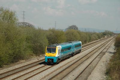 Arriva Trains Wales Units
