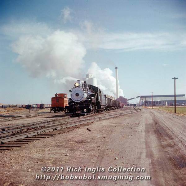 2011 Loveland Oct 1960 (Locomotive is GW 51)