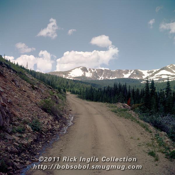 Slide No. 301. Moffatt Road (?) ca. 1957.