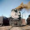 Slide No 199. C&S 904 at Fort Collins, March 1957.