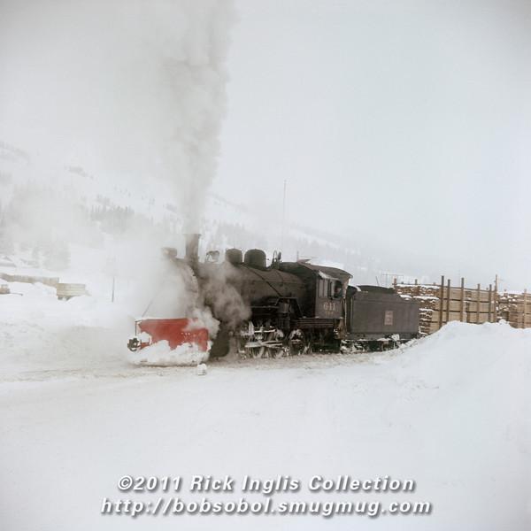 1645 Climax, Colorado<br /> 3-1960