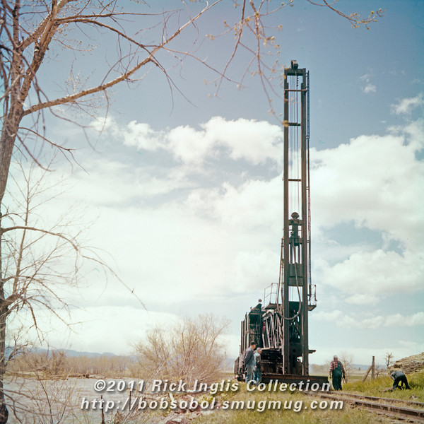 CB&Q Pile Driver 239<br /> Note this slide is in an older numbering convention, with slide number at the end.