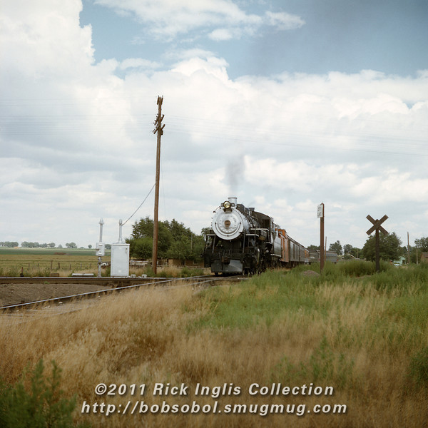 Slide 1246 GW90 at Eaton 1958