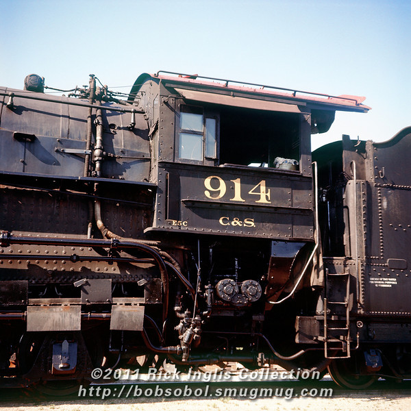 C&S 2-10-2 #914, possibly at Fort Collins