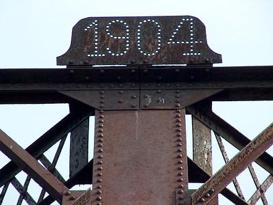 D&H steel truss bridges (for modelers)