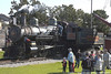 The Grapevine Vintage RailRoad 10 Wheeler, 22 October 2006