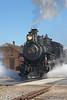 The Grapevine Vintage RailRoad 10 Wheeler, 22 October 2006