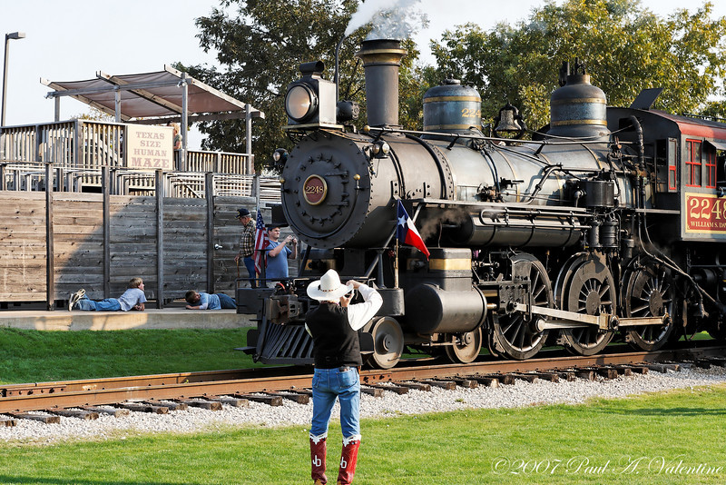 GVRR and State Fair RR 11-03-07