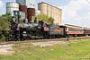 Grapevine Vintage Railroad, Grapefest 09-16-07
