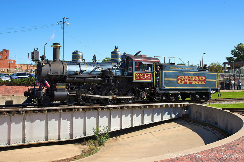Grapevine Vintage RR at the Stockyards 10-25-08 10-25-08