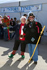 Hobo Bob and Mrs Claus! December 2006