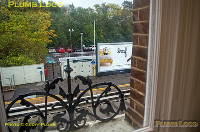 RCTS Library, Leatherhead View, 6th October 2018
