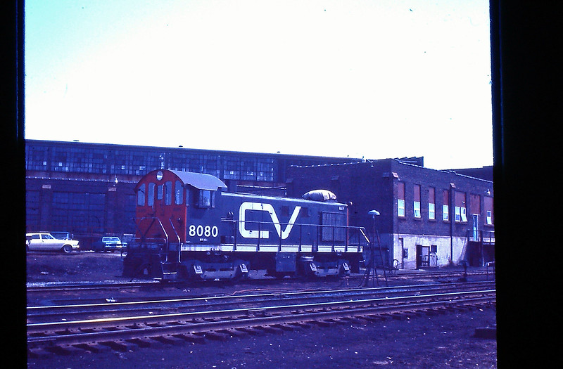 CV ALCO Switcher Number 8080
