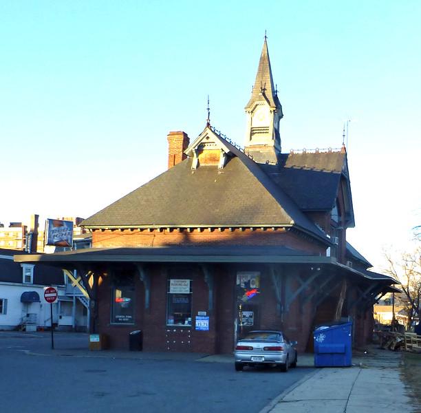 Leominster Depot