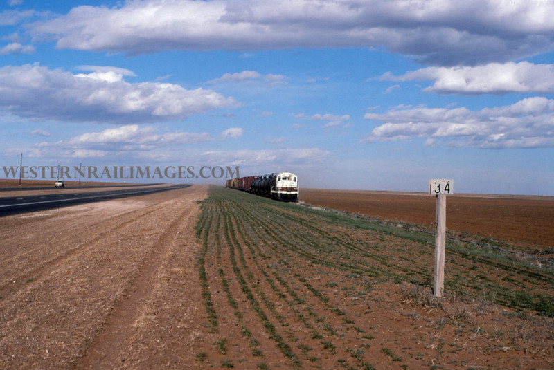 SPL 3 - Feb 14 1995 - South Plains Lamesa RR SB near Tahoka TEX