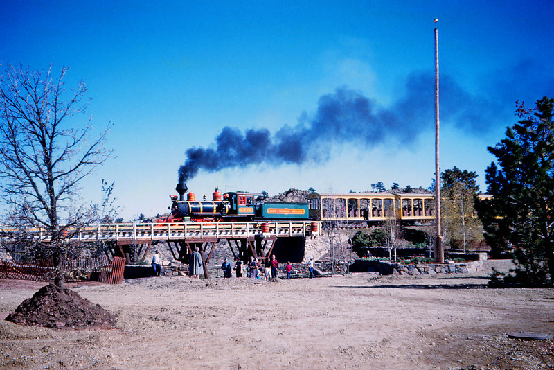 Magic Mountain 70 - Oct 17 1959 - No 42 crossing bridge
