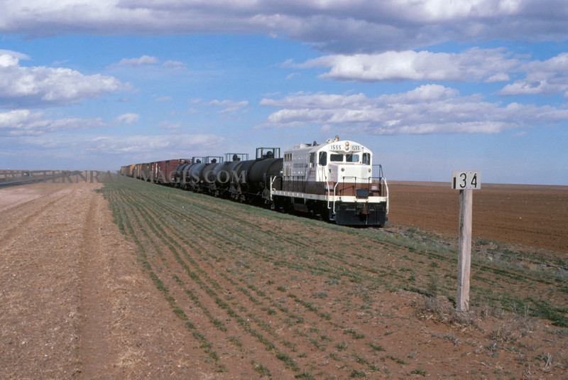 SPL 2 - South Plains Lamesa RR SB near Tahoka TEX