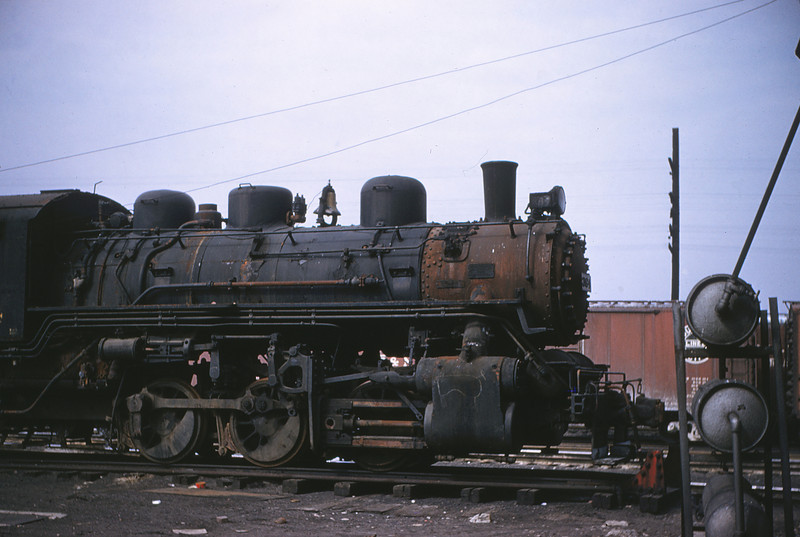 MSCL 48 - Feb 22 1956 - 0 6 0 No 384 at Madison ILL