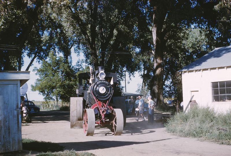 MSCL 123 - Aug 28 1960 - East of Boulder COLO