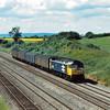 47503 'The Geordie'<br /> Standish Junction <br /> <br /> July 1990
