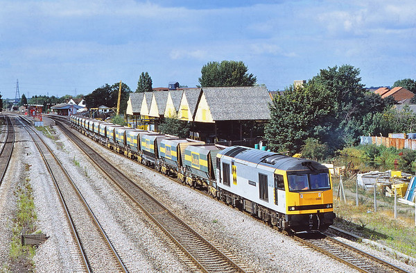 1980s Rail Scans Vol - 3
