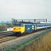 50031 Hood on the Down fast at Milley Bridge
