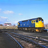 27052 in the yard at Millerhill <br /> Finally withdrawn and  cut up at Vic Berry, Leicester in 1987