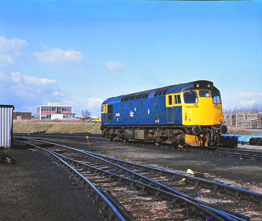 1980s Rail Scans - Vol 1