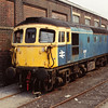 33107 looking the worse for wear.<br /> <br /> Eastleigh