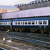 Metro Cammell Class 101 DMU M54359 at Manchester Victoria<br /> <br /> Circa 1982
