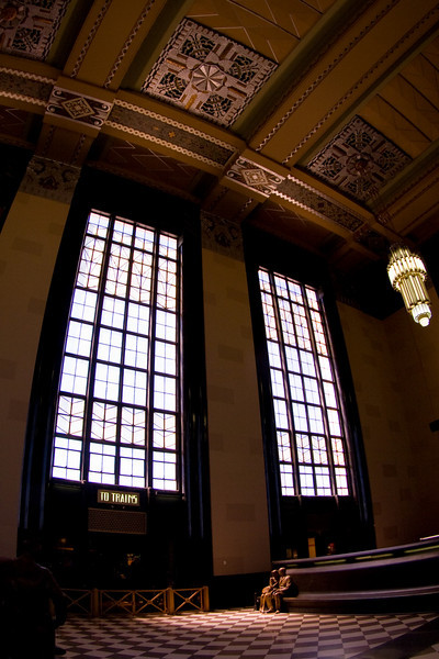 The Durham Museum is in the restored Omaha Union Station.