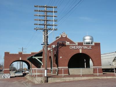 Cherryvale - Montgomery County, Kansas