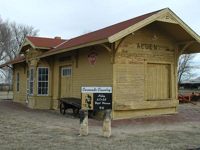 Alden, Kansas