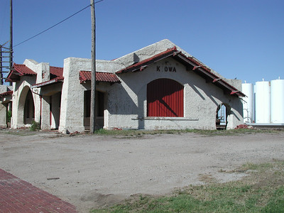 Kiowa, Kansas