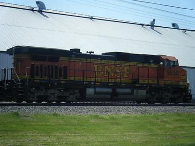 Railroad Morris Minnesota