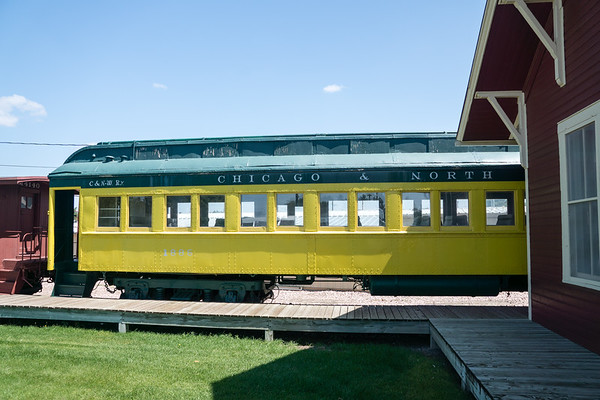 Douglas Wyoming Railroad Interpretive Center