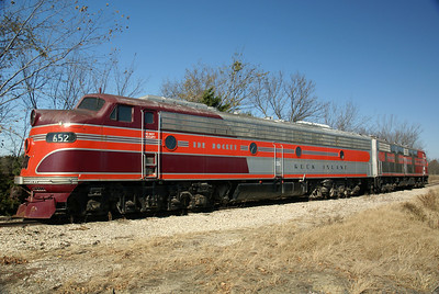 Ottawa, KS CRI&P Engines Rock Island