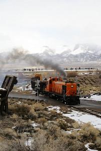 Nevada Northern Railway 2009