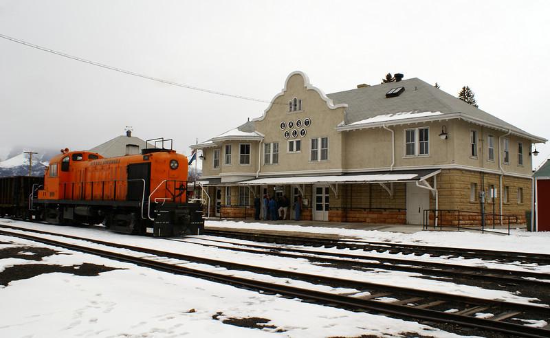 Railroad Museums & Tourist Lines