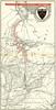 1949 map of the Ontario Northland Railway,