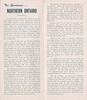 1948 Ontario Northland Railway brochure with map. For Sportmen...Northern Ontario.