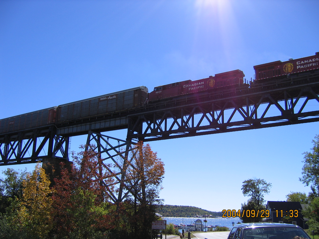 Canadian Pacific Railway - Parry Sound, Ontario