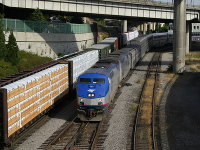 Amtrak 141 on Coast Starlight (31457721)