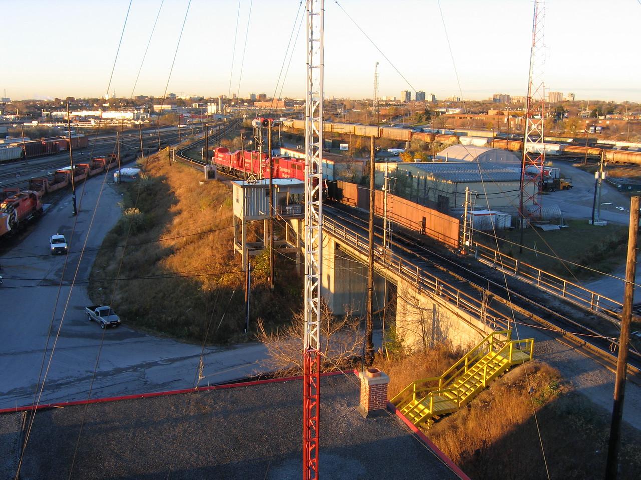 Canadian Pacific Railway - Agincourt, Ontario - Toronto Yard