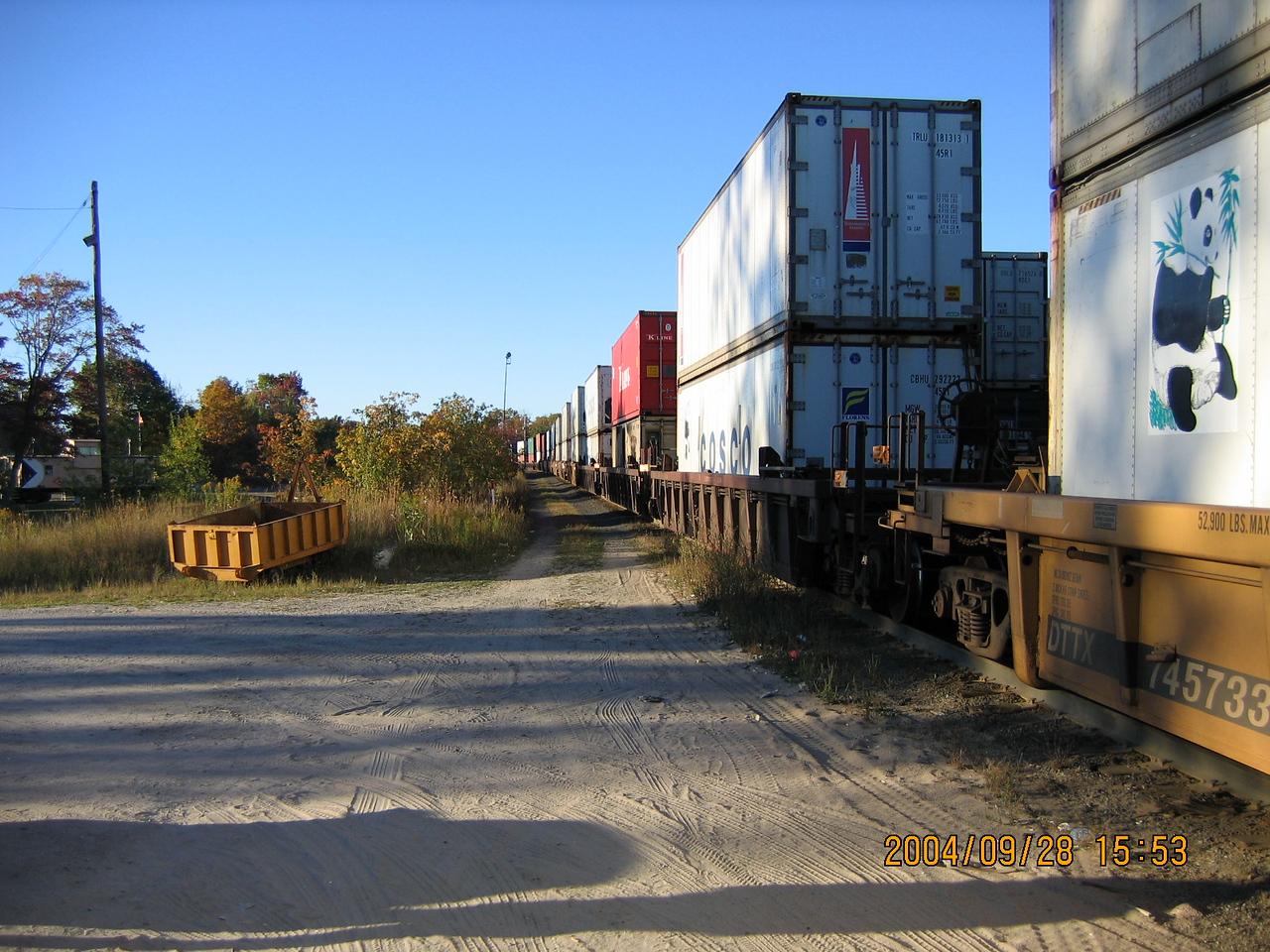 Canadian Pacific Railway - Mactier, Ontario
