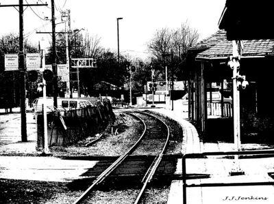 Train station - Stoughton, MA