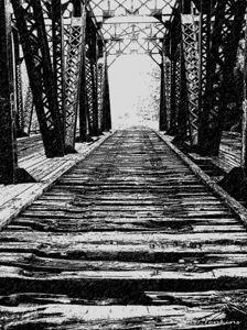 Bridge over Nashua River - Nashua, NH
