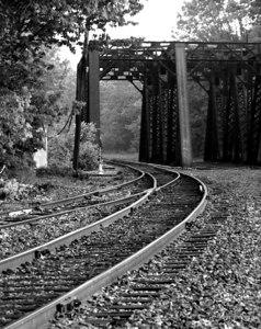 Bridge over the Nashua River - Nashua NH.