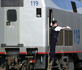 Amtrak Conductor (31458166)