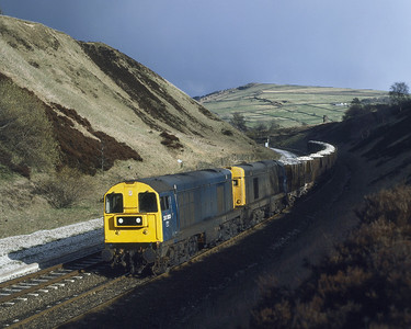 Rails through the Pennines